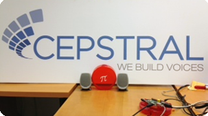 Raspberry Pi at Cepstral LLC