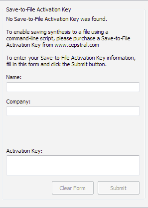 How to enter your Save to File Activation Key in Windows